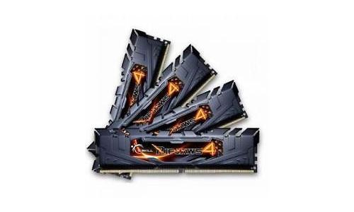 G.Skill Ripjaws IV Black 16GB DDR4-3333 CL16 Cooler quad kit