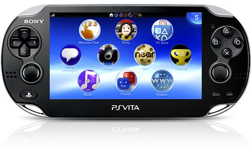 Sony PlayStation Vita Black + 4GB + FiFa 15