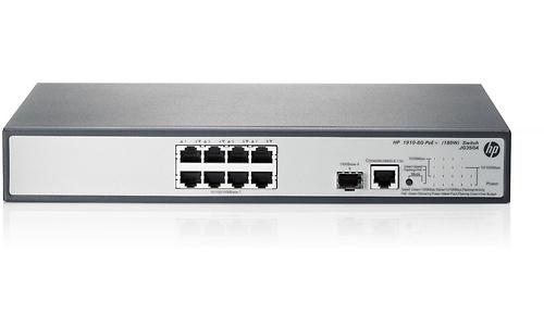 HP V1910-8G-PoE+