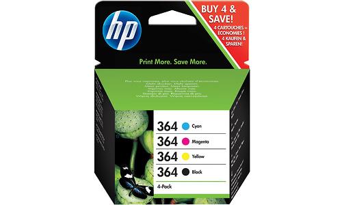 HP 364 Black + Color