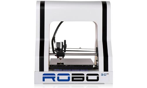 Robo 3D R1 ABS+PLA Model
