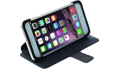 Krusell Malmö Flip Case Stand Black (iPhone 6 Plus)