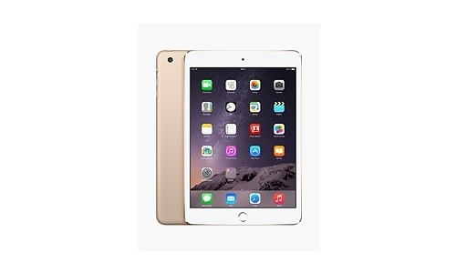 Apple iPad Mini 3 Cellular 128GB Gold