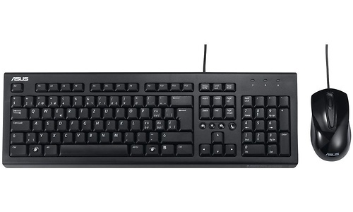 Asus U2000 Keyboard Black