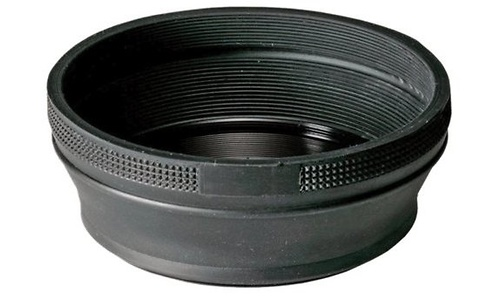 B+W 52mm Rubber Lens Hood