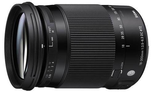 Sigma 18-300mm f/3.5-6.3 DC Macro OS HSM (Nikon)