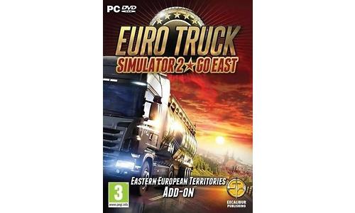 Euro Truck Simulator 2 Go East Add-On (PC)
