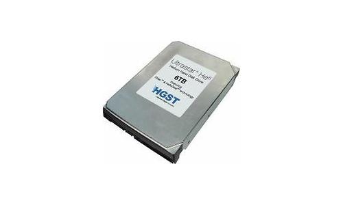 HGST Ultrastar He6 6TB (SATA, encryption)