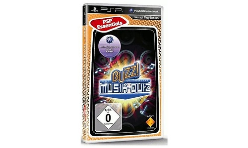 Buzz! Das ultimative Musik-Quiz (PSP)