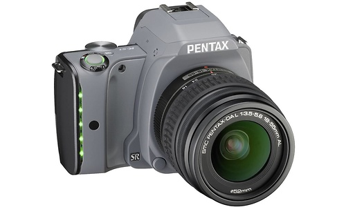 Pentax K-S1 18-55 kit Grey