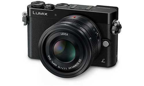 Panasonic Lumix DMC-GM5 15mm kit Black