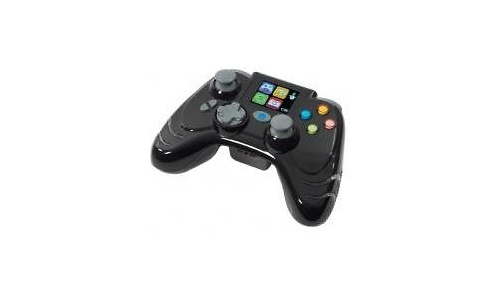 Datel Wildfire Evo Combat Command LCD Display Wireless Controller for Xbox 360