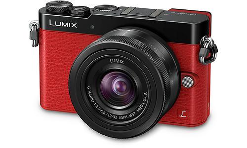 Panasonic Lumix DMC-GM5 12-32 kit Red