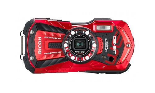 Ricoh WG-30 Red