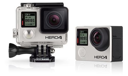 GoPro Hero4 Black Motosports Edition