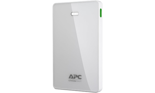 APC Mobile Power Pack 10000 White