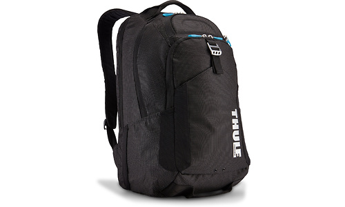 """Thule Crossover 32L Backpack 15"""" Black/Blue"""