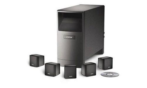 Bose Acoustimass 6 Home Cinema Speaker System Black