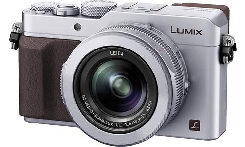 Panasonic Lumix DMC-LX100 Silver