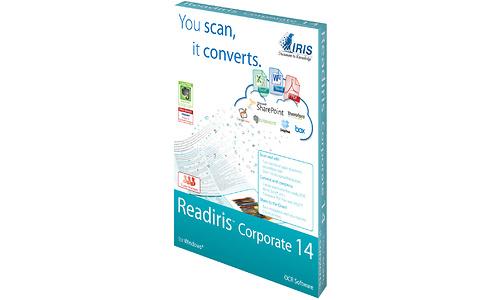 I.R.I.S. Readiris Corporate 14 3-user for PC