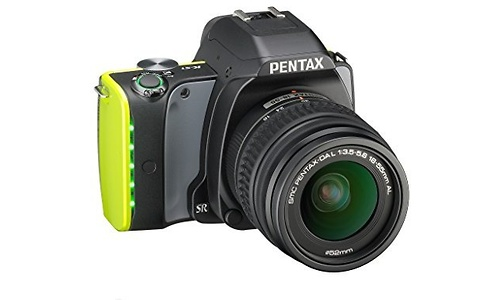 Pentax K-S1 18-55 kit Midnight Black