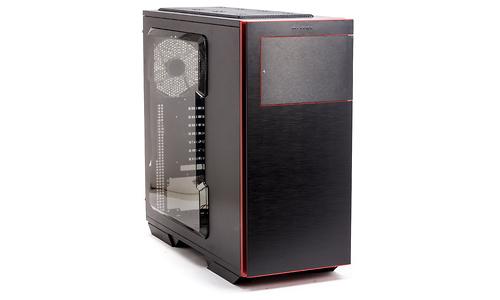 In Win 707 Red/Black