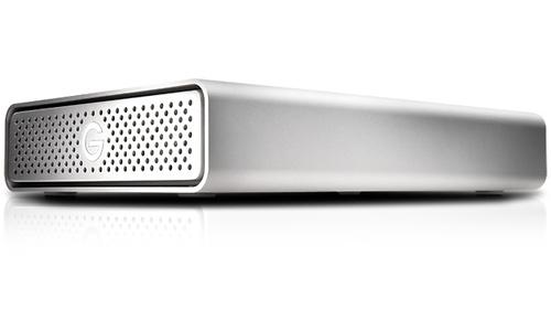 G-Technology G-Drive 6TB Silver