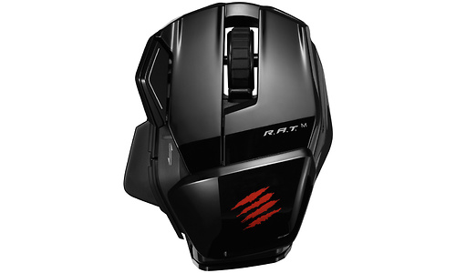 Mad Catz R.A.T.M Wireless Mouse Gloss Black