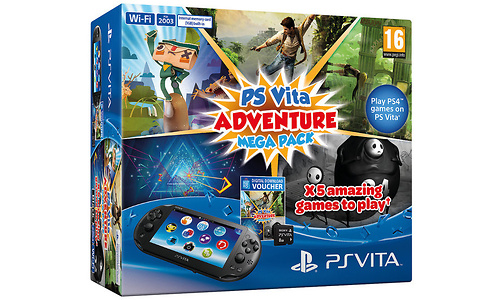 Sony PlayStation Vita 2000 Adventure Pack