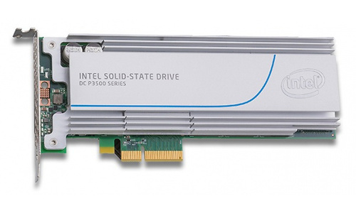 Intel DC P3500 1.2TB (PCIe x4)