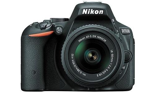 Nikon D5500 18-55 VR II kit Black