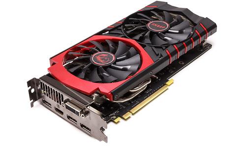MSI GeForce GTX 960 Gaming 2GB