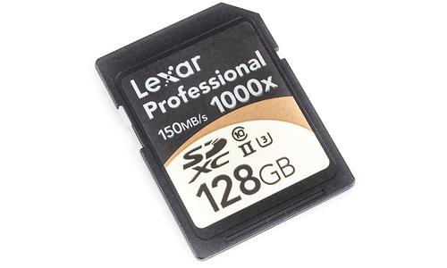 Lexar Professional SDXC UHS-II U3 1000x 128GB