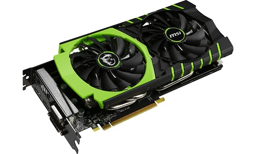 MSI GeForce GTX 970 Gaming 100ME 4GB