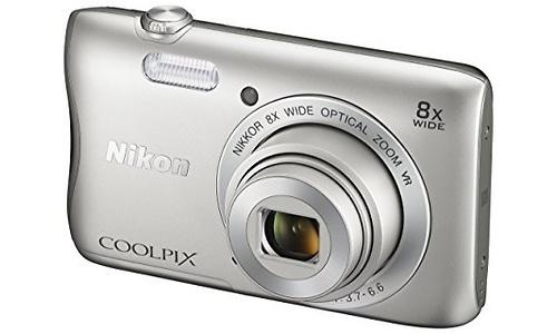 Nikon Coolpix S3700 WiFi HD Silver