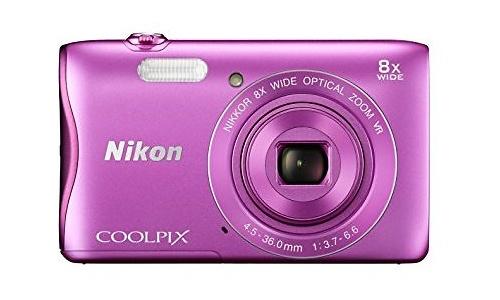 Nikon Coolpix S3700 WiFi HD Pink