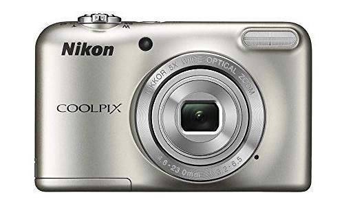 Nikon Coolpix L31 HD Silver