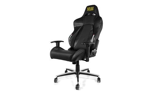 AKRacing Premium NIP: Ninjas In Pyjamas Gaming Chair Black