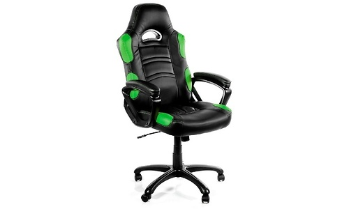 Arozzi Enzo Gaming Chair Green