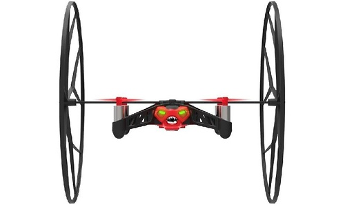 Parrot Rolling Spider Red