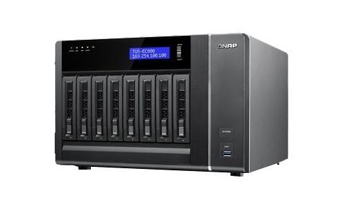 QNAP TVS-EC880-E3-16G