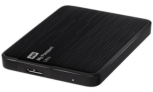 Western Digital My Passport Ultra Exclusive Portable HDD 2TB Black