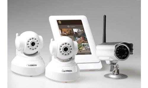 e-Domotica EM6705 Easy Video Luxury set