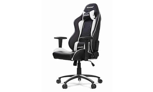 AKRacing Nitro Gaming Chair Black/White