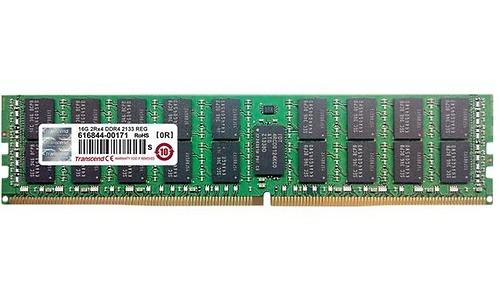 Transcend 16GB DDR4-2133 CL15 ECC Registered