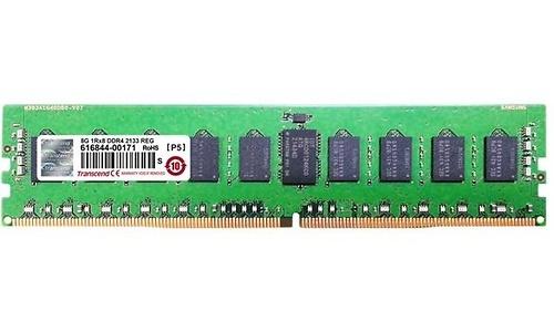 Transcend 8GB DDR4-2133 CL15 ECC Registered
