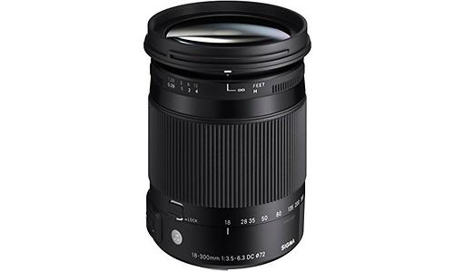 Sigma 18-300mm f/3.5-6.3 DC Macro OS HSM (Sony-AF)