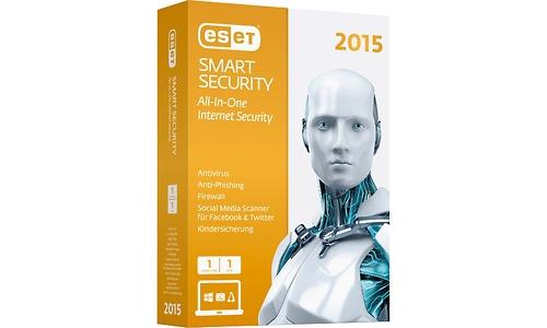Eset Smart Security 2015 1-user (1-year)