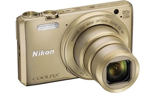 Nikon Coolpix S7000 Gold