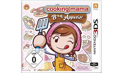 Cooking Mama (Nintendo 3DS)